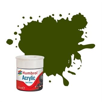 AB2410 Rail Paint - SR maunsell green - RC410 - Acrylic - 14ml