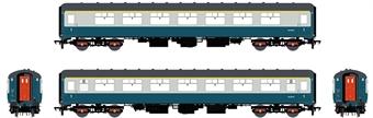 ACC2662-FK13476 Mk2B FK first corridor in BR blue and grey - W13476