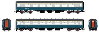ACC2668-FK13511 Mk2B FK first corridor in BR blue and grey - W13511