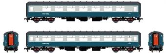 ACC2670-SK19486 Mk2B SK second corridor (ex-FK) in BR blue and grey - E19486