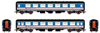 ACC2676-FK13482 Mk2B FK first corridor in Network SouthEast blue - 13482