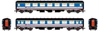 ACC2677-FK13499 Mk2B FK first corridor in Network SouthEast blue - 13499