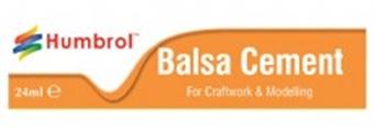AE0603 24ml Balsa Cement (Tube)