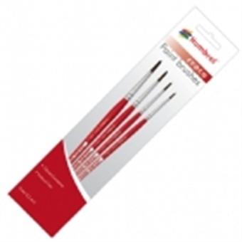 AG4150 Evoco Brush Pack including brush sizes 0, 2, 4 & 6