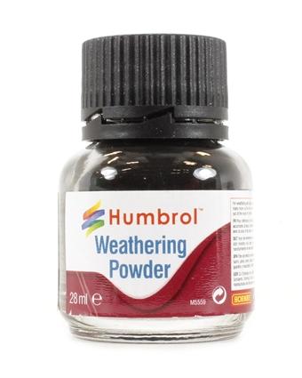 AV0001 Weathering Powder 28ml - black - Replaced by AV0011