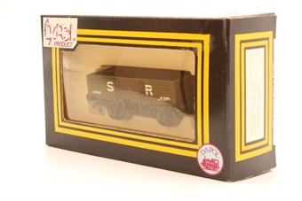 B179-PO14 5 Plank Wagon 'SR Brown' - Pre-owned - Very good box