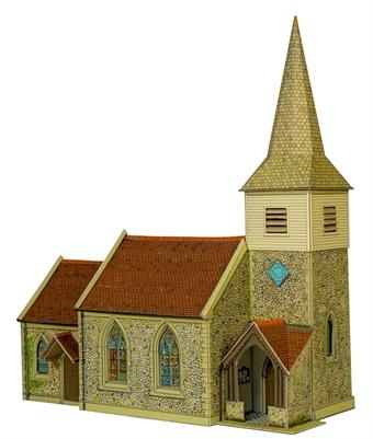 B29 Country Church - Card Kit