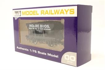 "B628-PO07 12 Ton hopper wagon ""Hoare Bros"" - Pre-owned - Very good box"