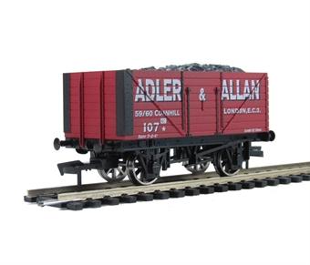 "B885 8-plank wagon ""Adler & Allan"""