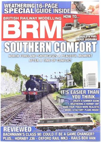 BRM1907 British Railway Modelling magazine - July 2019