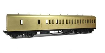BW1161 GWR 'B set' coach