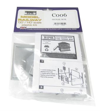 C006 Signal Box plastic kit