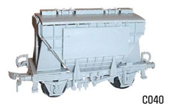 C040 Presflo Cement Wagon plastic kit