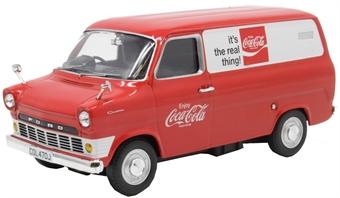 CC02725 Ford Transit Mk1 - Coca Cola - 1970s style