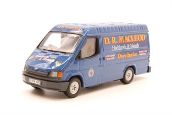 "CC07803.(C)-PO Ford transit van ""Macleod of Stornaway"" - Pre-owned - Good box"