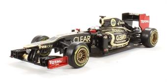 CC56403 Lotus F1 Team, E20, Jerome d'Ambrossio 2012 Test Car LIMITED EDITION