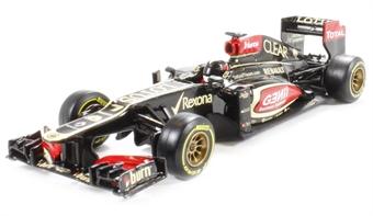 CC56801 Lotus F1 Team, E21, Kimi Raikkonen 2013 Race Car SPECIAL EDITION