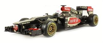 CC56805 Lotus F1 Team, E21, Heikki Kovalainen, Brazilian Grand Prix 2013