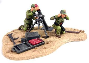 CC59178 German Mortar team