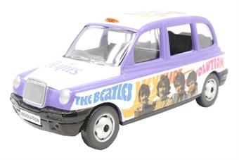 CC85928 The Beatles - London Taxi - 'Hey Jude'