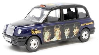 CC85932 The Beatles - London Taxi - 'Lady Madonna'