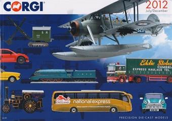 CO200817 Corgi catalogue. July - December 2012