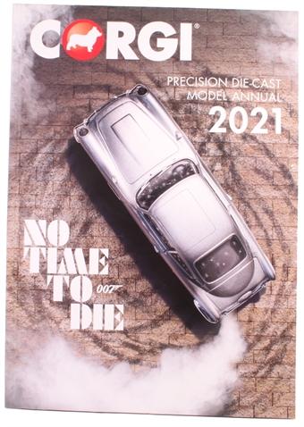 CO200832 Corgi 2021 Catalogue