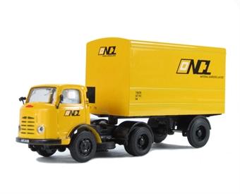"DA14 Karrier Bantam Artic Van ""National Carriers"""