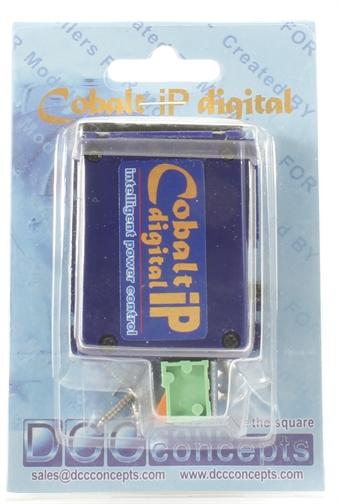DCP-CB1DIP Cobalt ip slow-action digital point motor x 1
