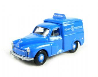 "EM76628 Morris Minor Van ""RAC Road Service"""