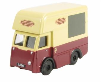 "EM76641 NCB Electric High Top Van ""British Railways""."