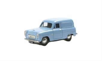 EM76677 Ford Thames 300E 7-cwt van in pale blue