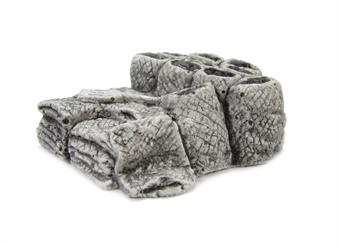 FL168 Coal Sacks - folded and filled with shovel