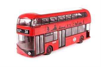 GS89202 Corgi Best of British New Bus For London