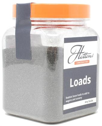 H-COAL-F Coal for wagon loads and tenders - Fine - 200g