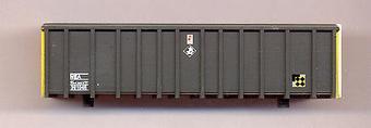 33-375body Wagon body for 33-375 45T MEA box body mineral wagon