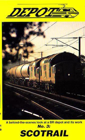 H593 Depot Scotrail DVD