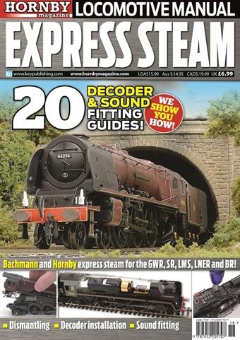 HMLocoManualVol1 Hornby Magazine Locomotive Manual Volume 1 - Express Steam