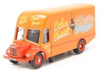 "HU21 Austin Noddy van - ""Colin Shaw"""