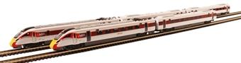 K10-1674 Class 800/0 5-car BiMU IET 'Azuma' 800209 in LNER livery