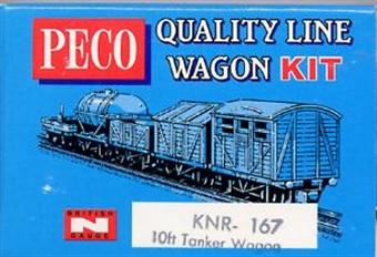 KNR-167 10ft Tank wagon kit