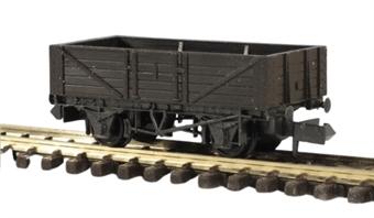KNR-40 5 plank open wagon - plastic kit