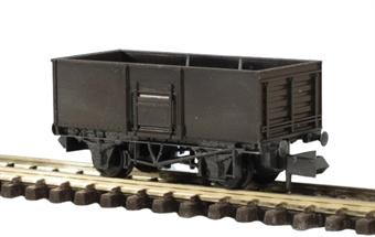 KNR-44 Butterley steel mineral wagon - plastic kit