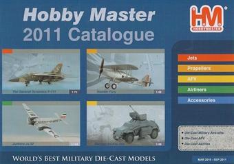 HM2011Cat Hobby Master Catalogue 2011