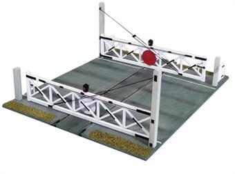 LK-750 Level Crossing Gates