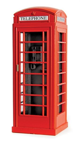 LK-760 Telephone Box - plastic kit - pack of two
