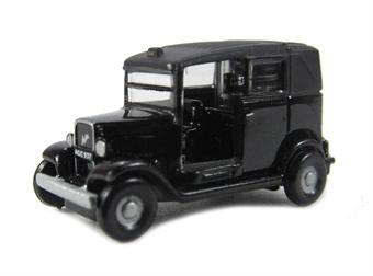NAT001 Austin Low Loader Taxi in Black