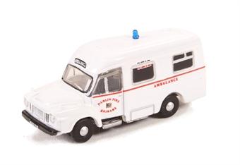 NBED003 Bedford J1 Ambulance Dublin
