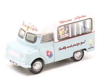 NCA021 Bedford CA Ice Cream Van Mr Softee