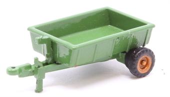 NFARM005 Farm Trailer Green